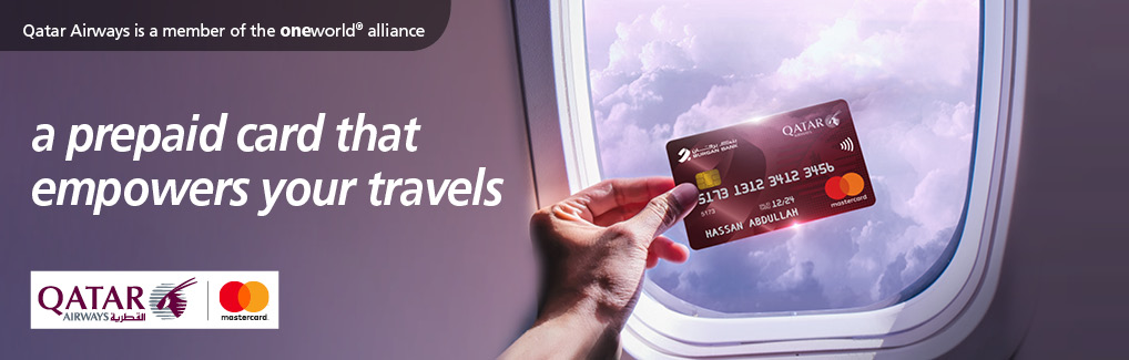 Qatar Airways Prepaid